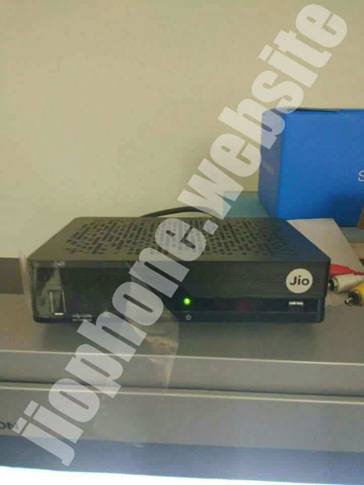 Jio DTH Set Top Box
