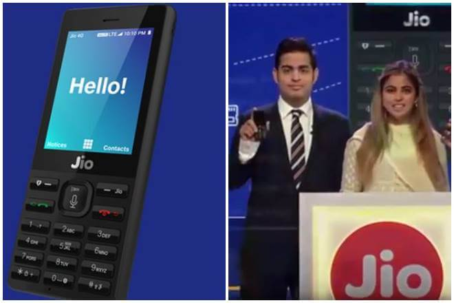 Jio Phone Launch
