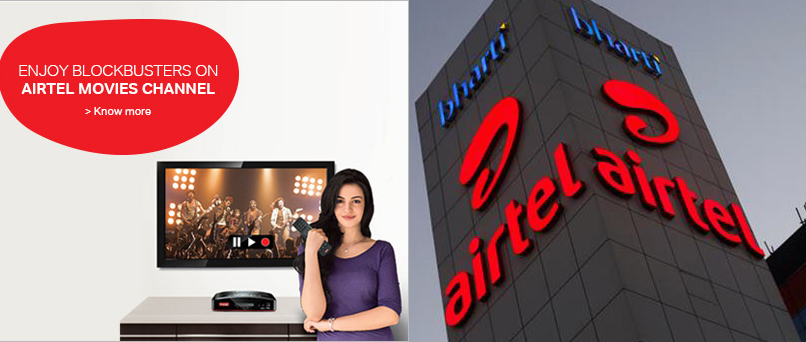6 Month Free Connection of Airtel DTH