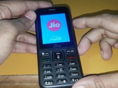 Flash Android OS in Jio Phone