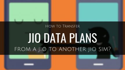 how to use jio voucher for another jio number