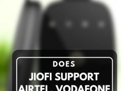 Does JioFi Support Airtel, Vodafone SIM Cards